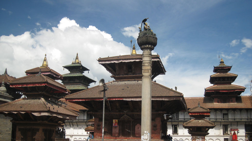 Kathmandu temples and UNESCO sites