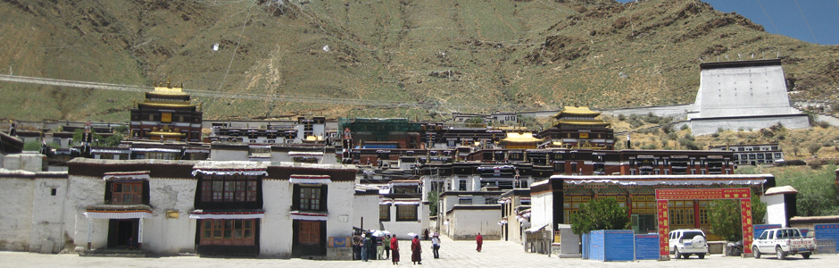 Lhasa, the capital of Tibet