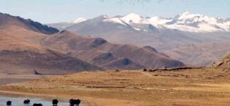 Lhasa, Gyantse and Shigatse