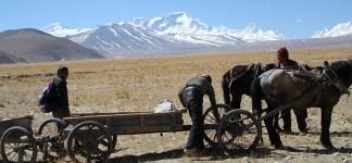 Yunman Tibet Overland via Northern Tibet