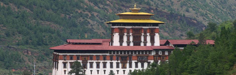 Bhutan With Paro Festival