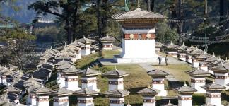 Western & Central Bhutan Highlights