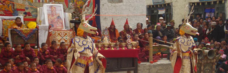 Bhutan, Nepal & Tibet - 15 Days