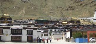 Lhasa, Ganden, Drigug, Tridum and Yerpa