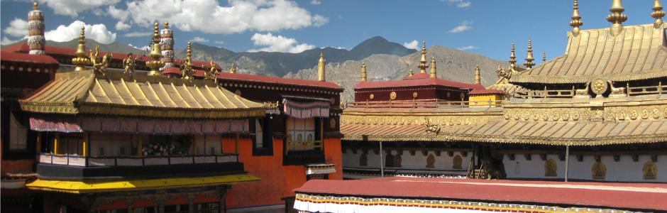 Lhasa, Samye and Tsedang