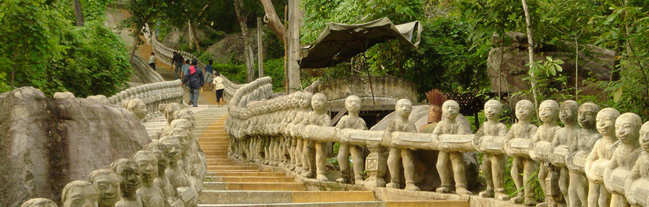 Jungle Temples (3D)