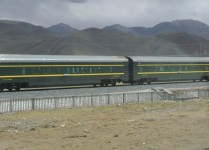 Tibet by Train